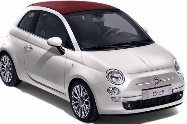 Fiat 500c Cabrio 2