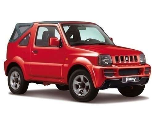 SUZUKI Jimny 4x4 Soft or Hard Top or similar